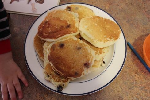 tuminella pancakes