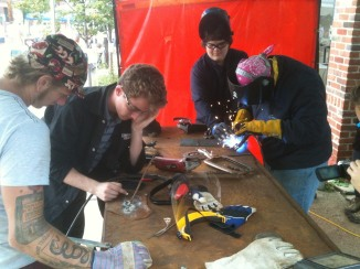 Mobile Sculpture Workshop