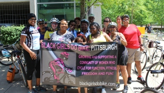 Black Girls Do Bike